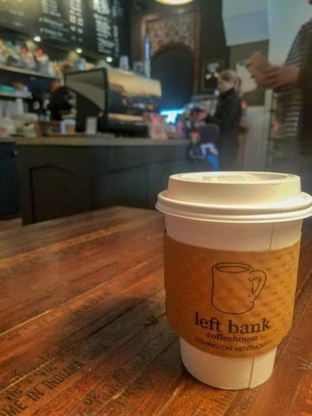 Left Bank Coffee House