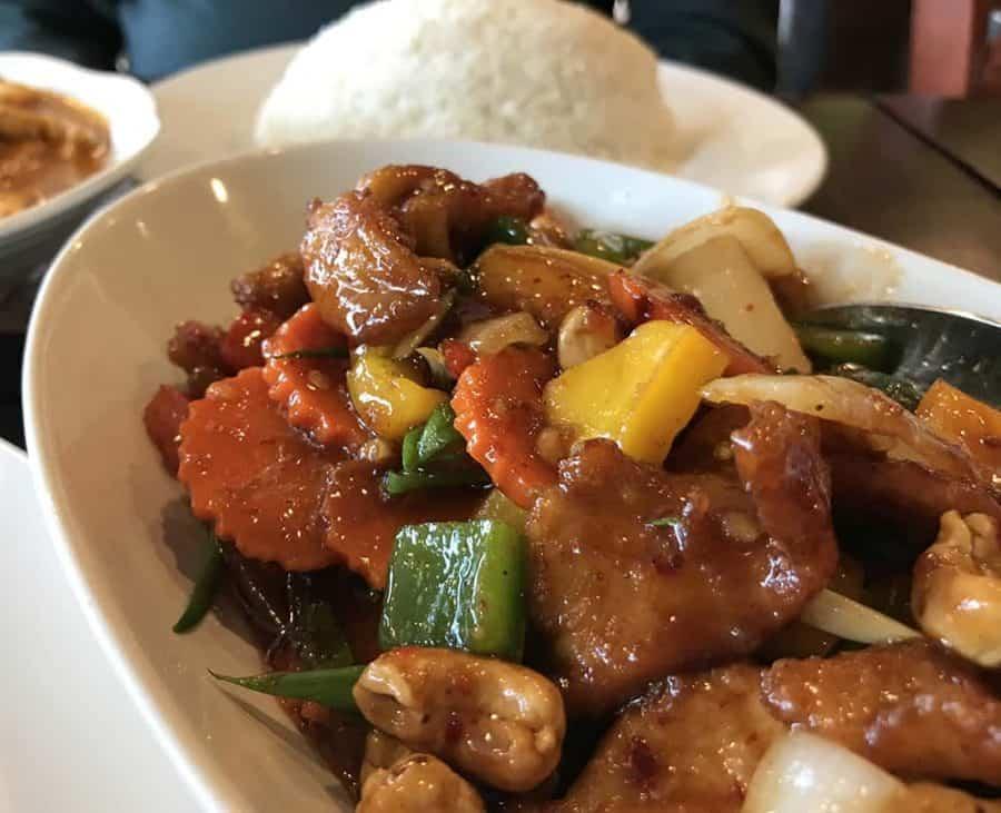 My choice for Best Thai Food in Cincinnati