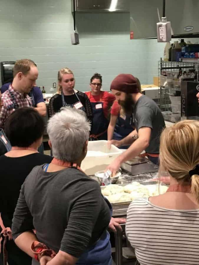 Cooking classes at Findlay Kitchen in Cincinnati