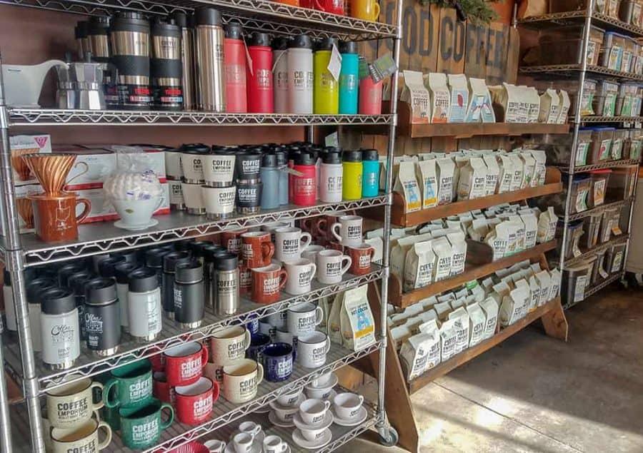 Coffee Emporium gifts