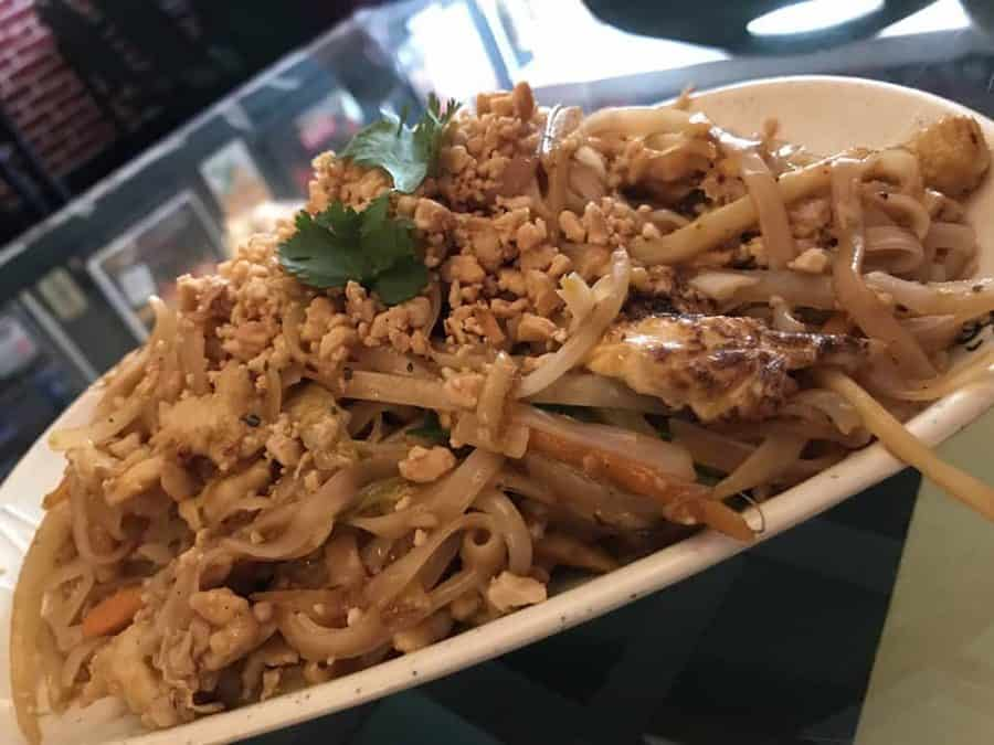 Pad Thai at Kung Food in Covington