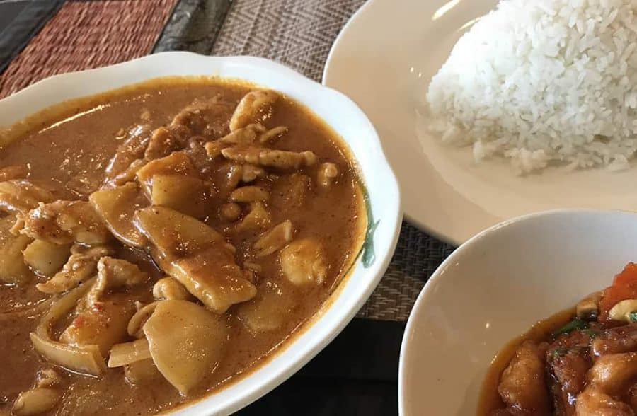 Best Thai Restaurant in Cincinnati Curry