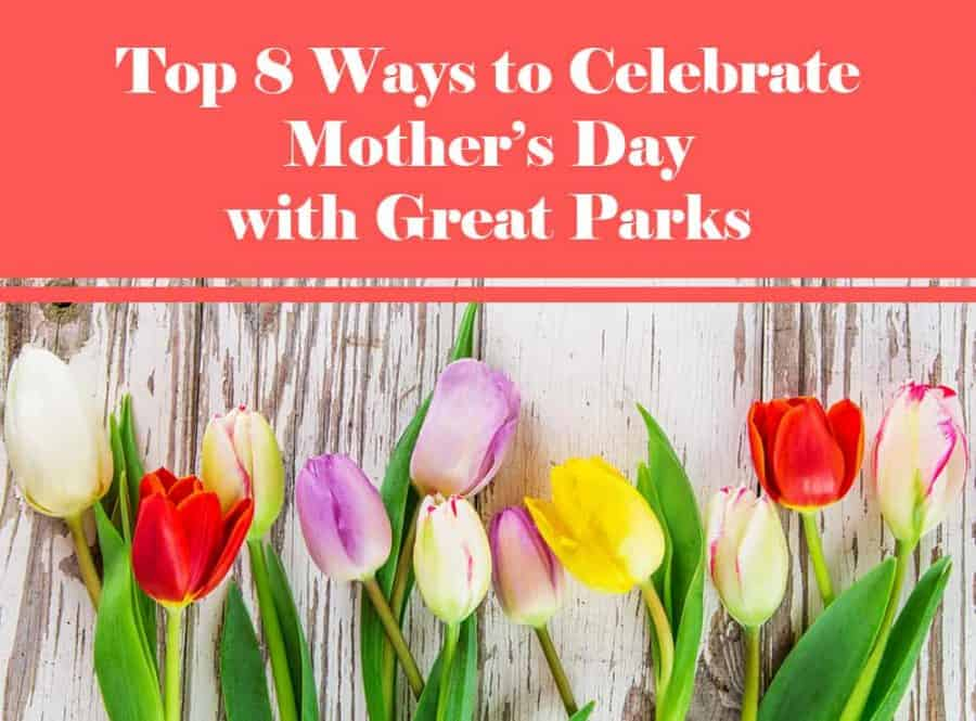 8 Great Ideas to Celebrate Mother's Day with Great Parks of Hamilton County