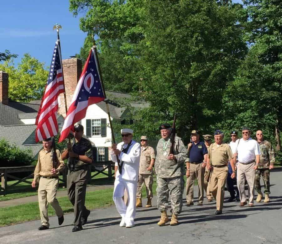 Memorial Day Parade in Glendale Ohio