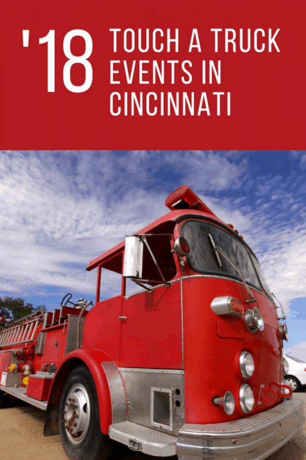 Cincinnati Touch a Truck events