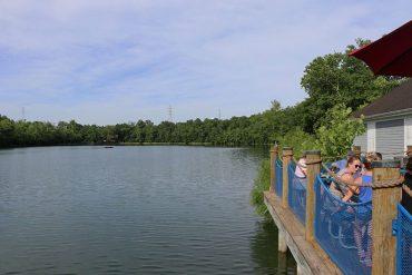 Lake Isabella in Cincinnati