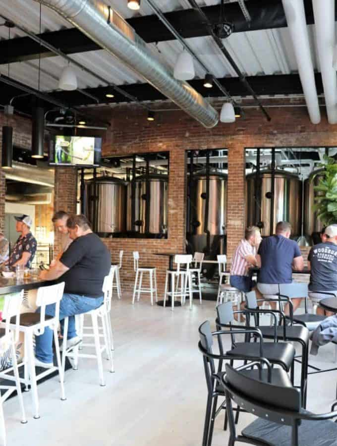 3 Points Urban Brewery