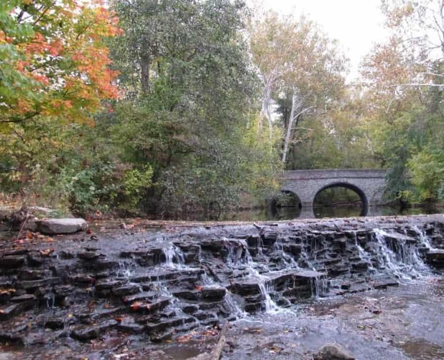 Waterfalls at Sharon Woods