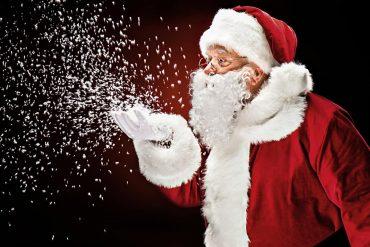 Santa in Cincinnati