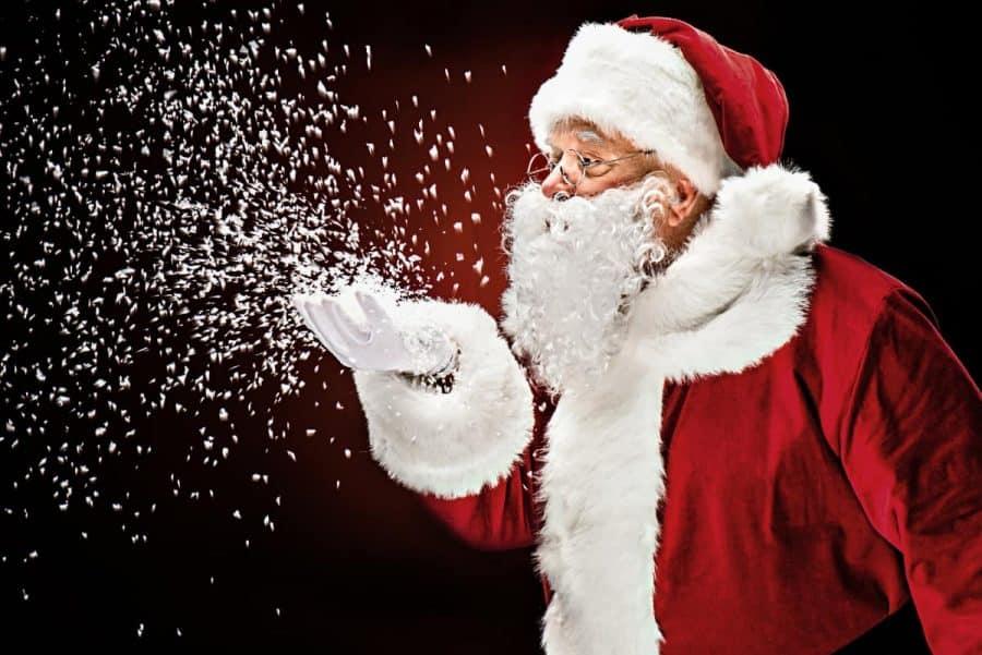 Pictures with Santa in Cincinnati