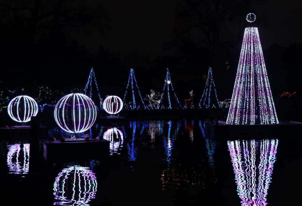 Festival of Lights at the Cincinnati Zoo