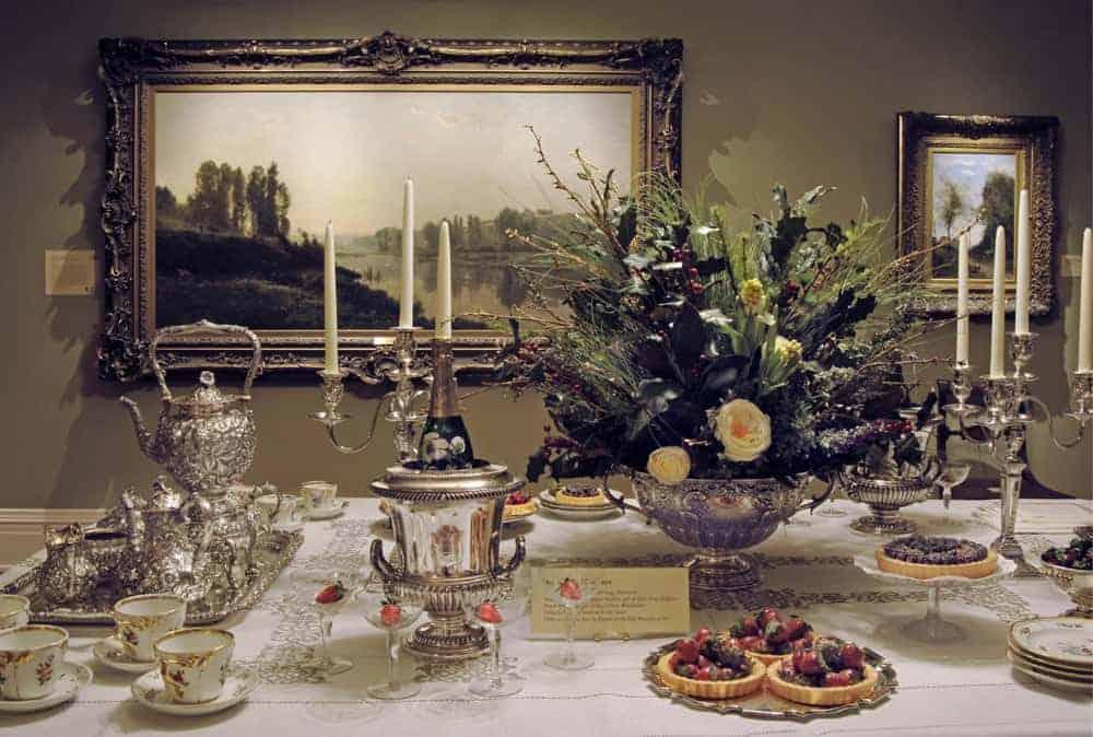 Dining Room at Taft Museum of Art