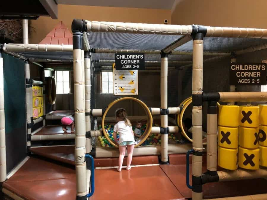 Indoor Play Place at Sharon Woods in Cincinnati