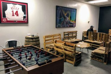 Queen City Brewery Taproom and Play Area