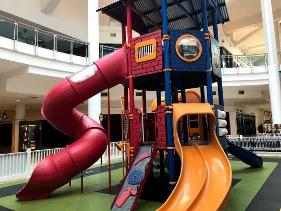 Indoor Playground at Tri County Mall