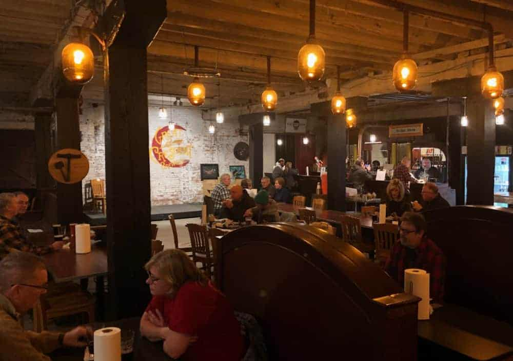 Great Crescent Brewery Taproom