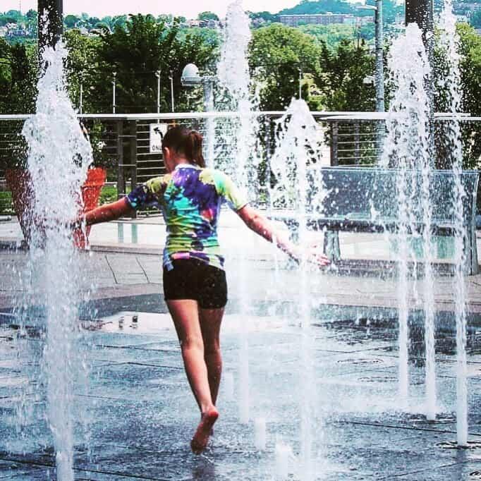 Spraygrounds in Cincinnati