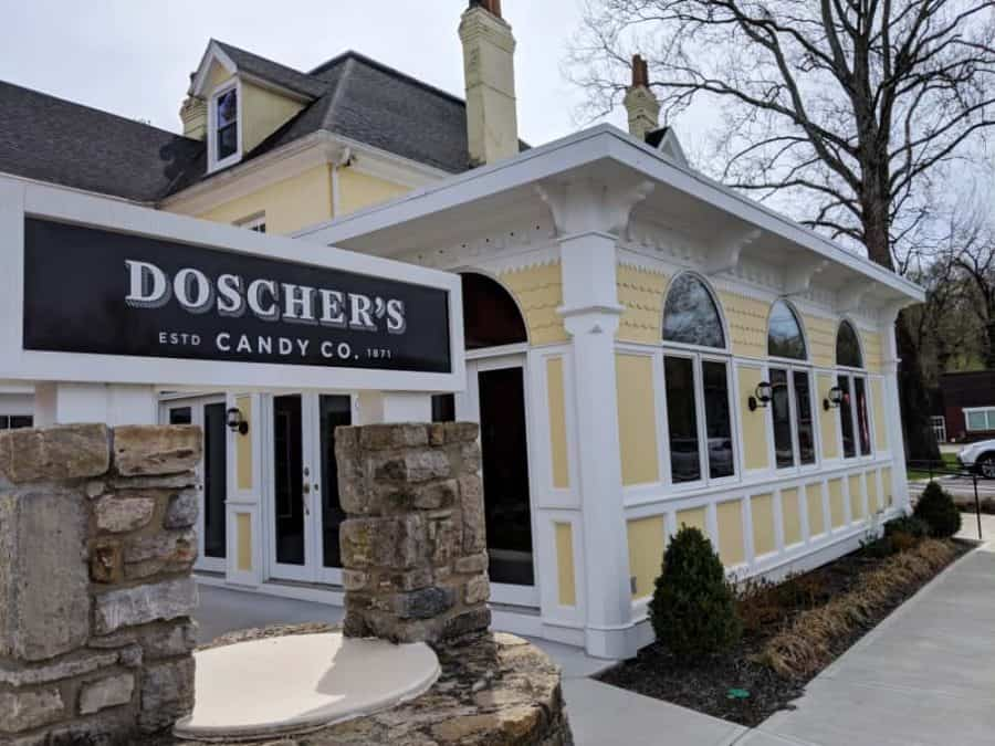 Dorsher's Candy Co in Newtown