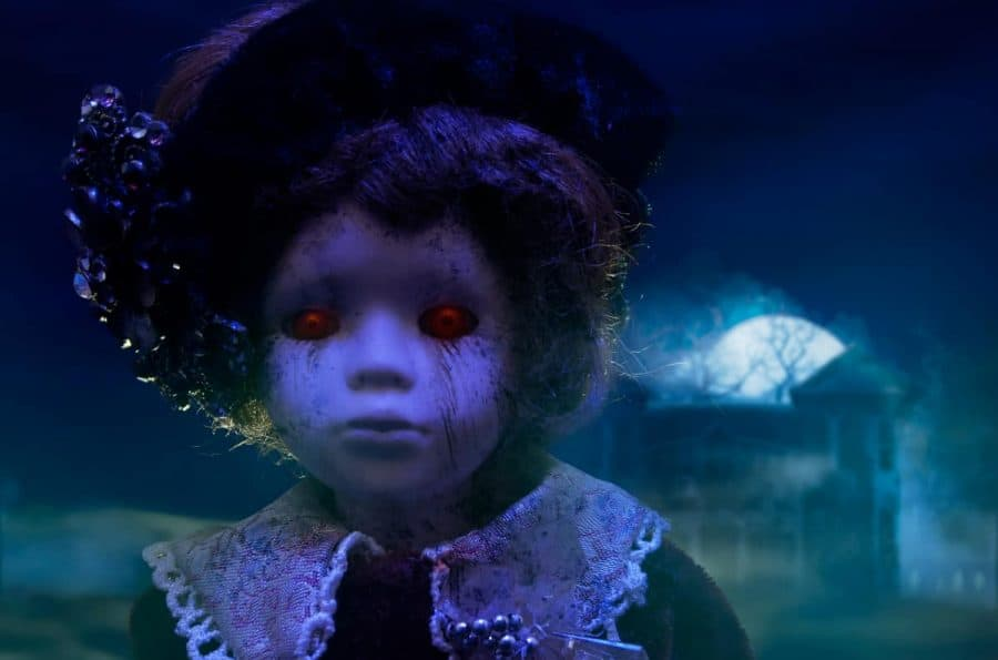Haunted House Doll
