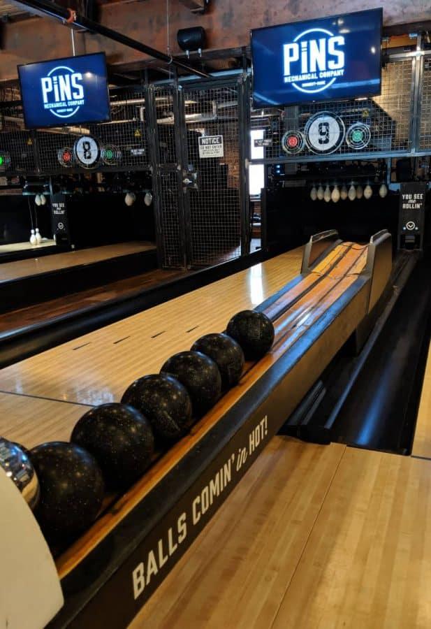 Duckpin Bowling Lanes