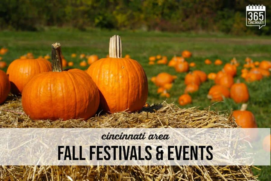 Best Fall Festivals in the Cincinnati Area
