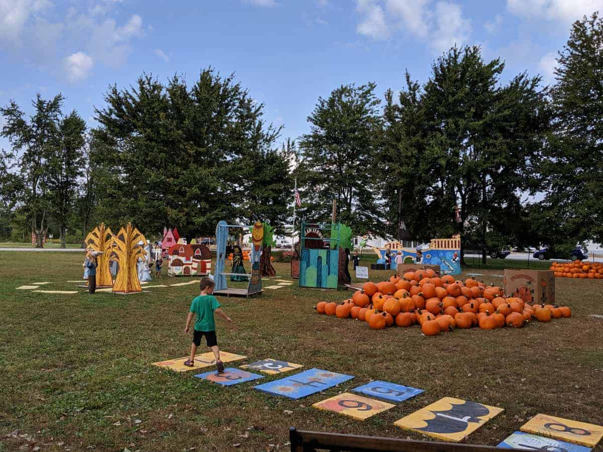 Lots to see and do at Shaw Farms