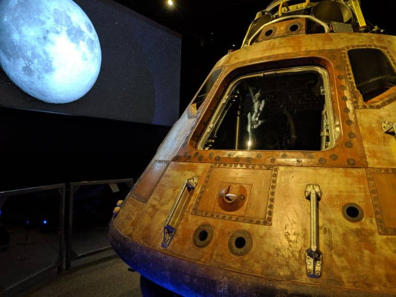 Apollo 11 at Cincinnati Museum Center