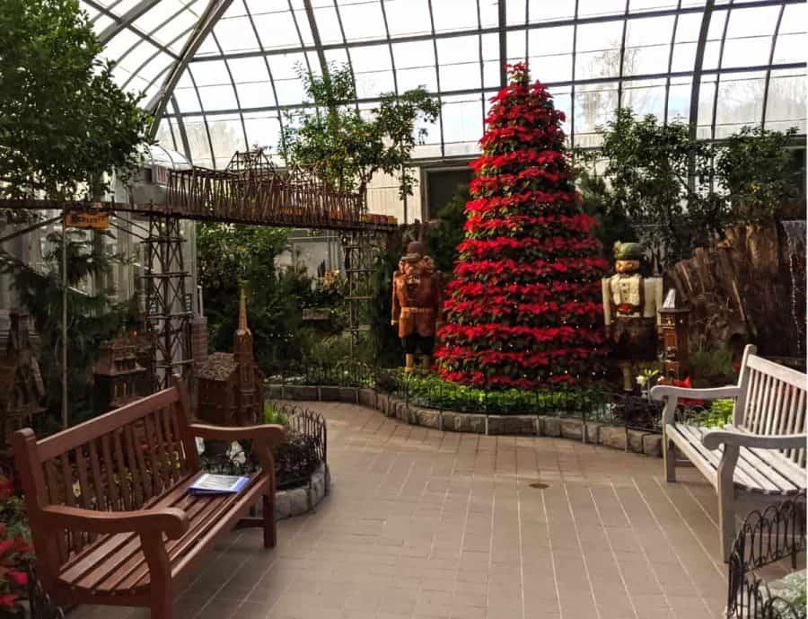 The Krohn Conservatory's Holiday Show, A Zinzinnati Christmas