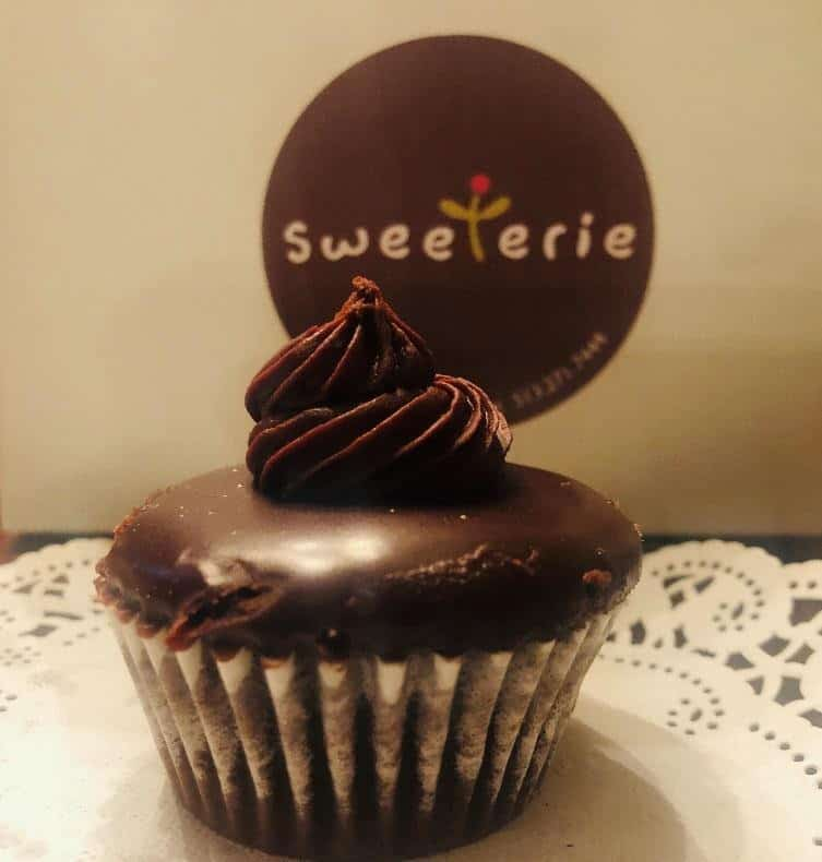 Cupcake from The Sweeterie