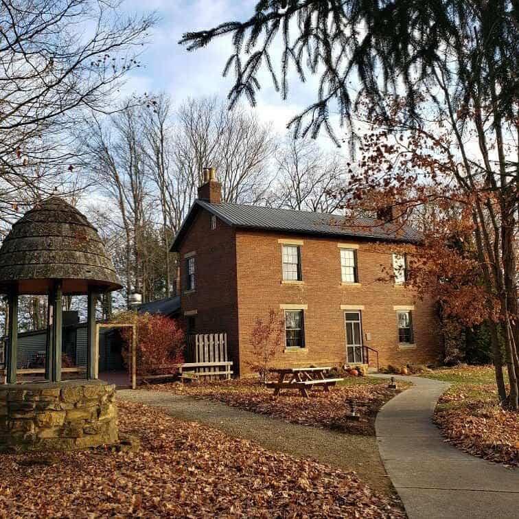Murphin Ridge Inn in West Union Ohio