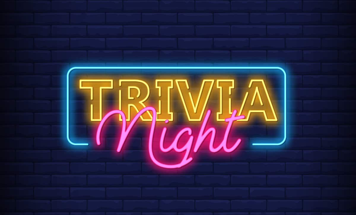 Trivia Night in Cincinnati