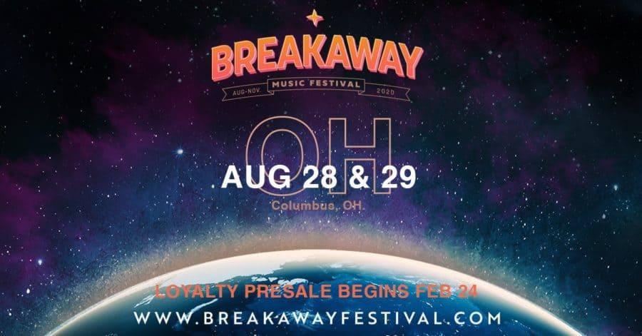 Breakaway Music Festival in Ohio