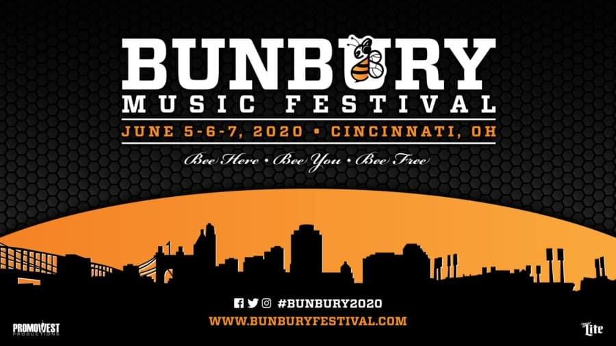 Bunbury Music Festival in Cincinnati, Ohio
