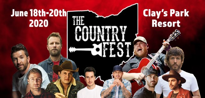 Country Fest, country music festival in Ohio