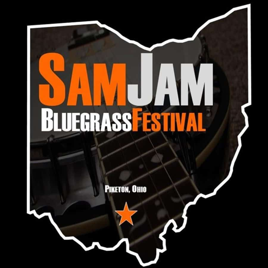 Sam Jam Bluegrass Music Festival in Ohio