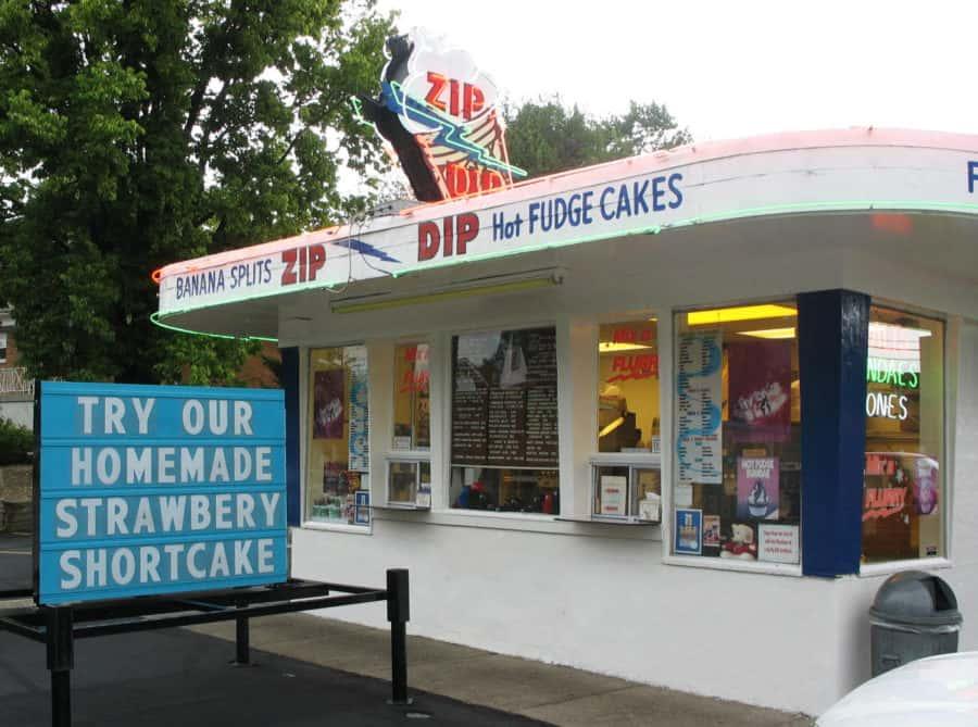 Zip Dip Creamy Whip in Cincinnati