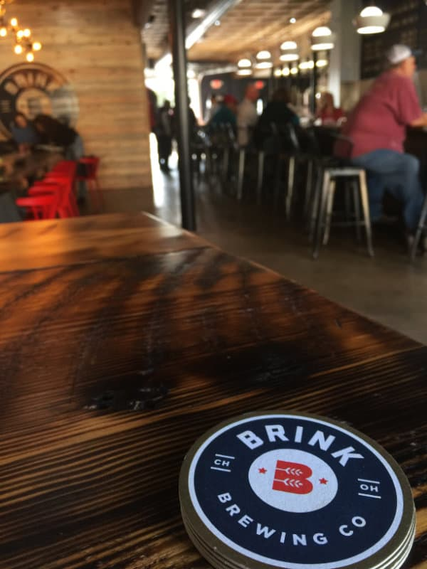 Brink Brewing Co. in Cincinnati