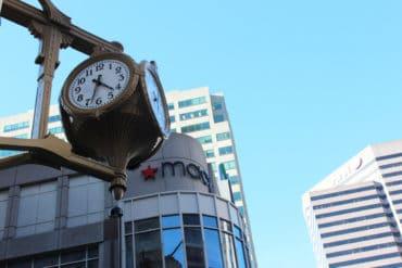 clock in Cincinnati