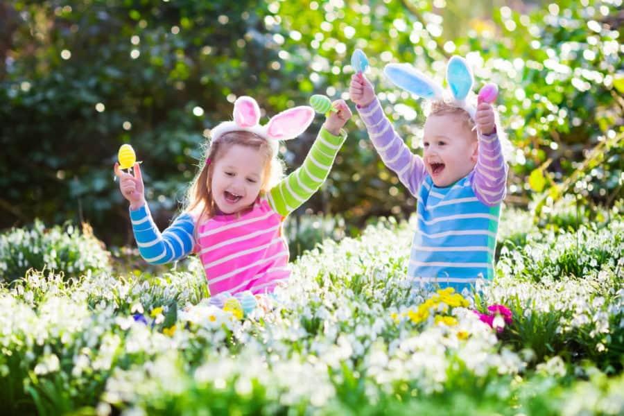 Easter Egg Hunts in Cincinnati
