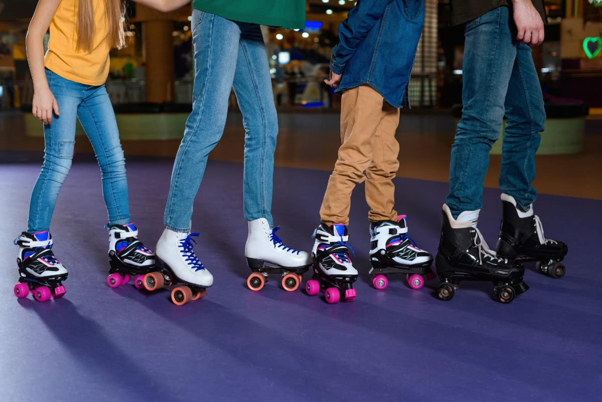 roller skating rinks in cincinnati