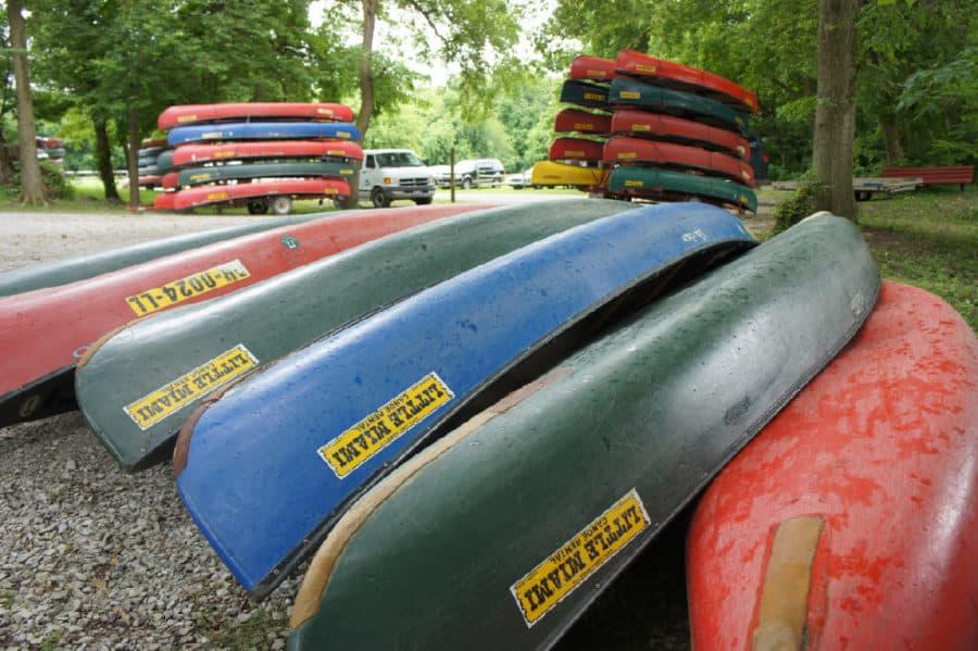 Little Miami Canoe Rental