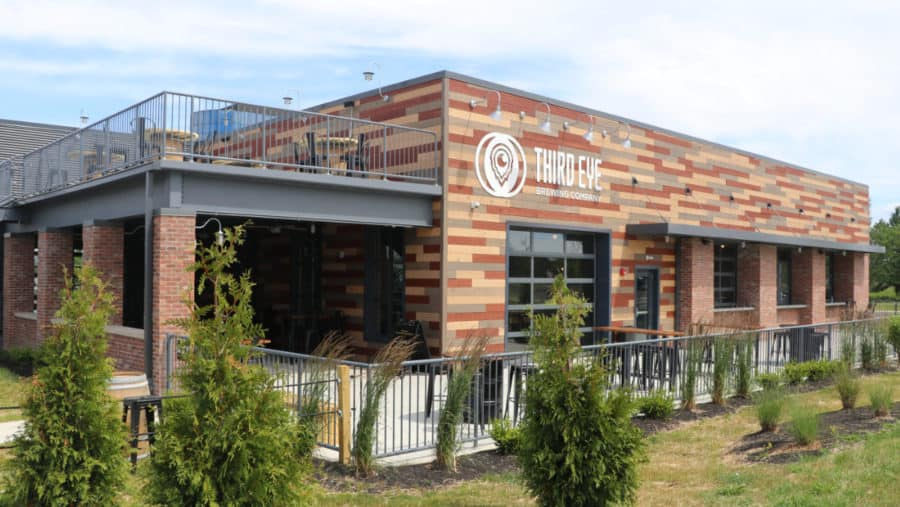 Third Eye Brewing Company on Chester Road in Sharonville
