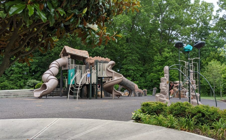 Home of the Brave Playground