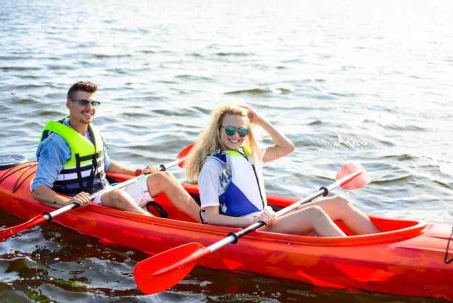 Date Night in Cincinnati Canoe and Kayak