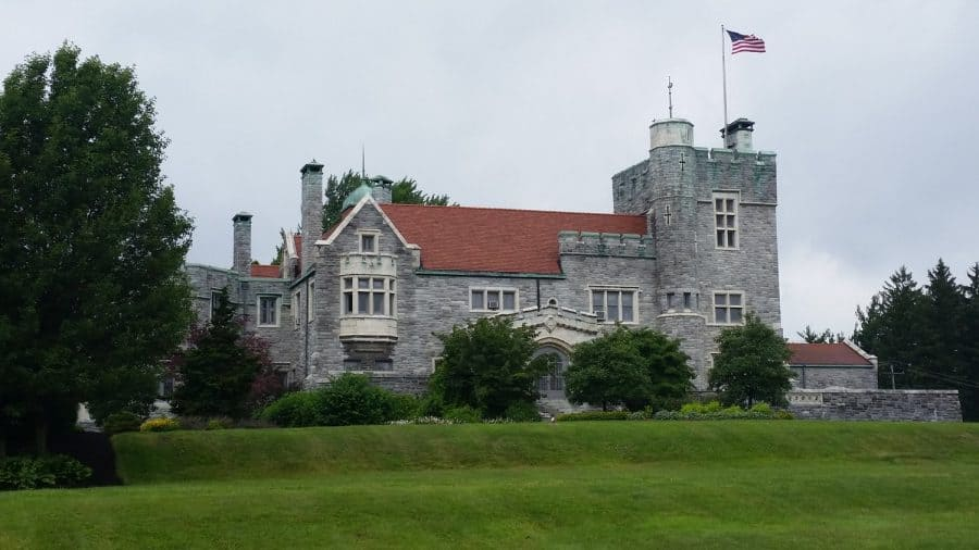 Glamorgan Castle in Ohio