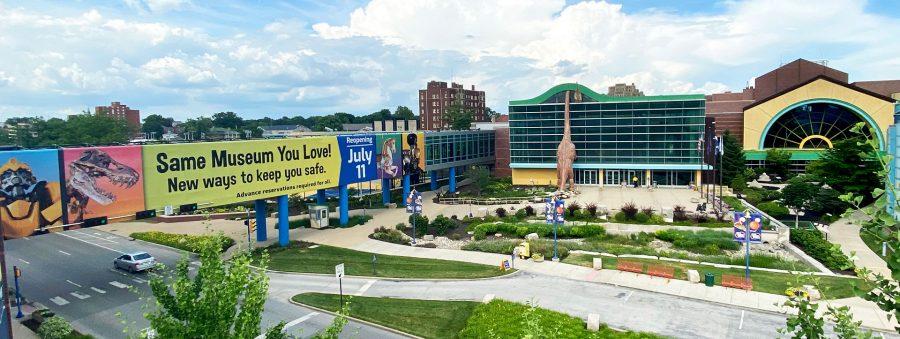 The Children's Museum in Indianapolis