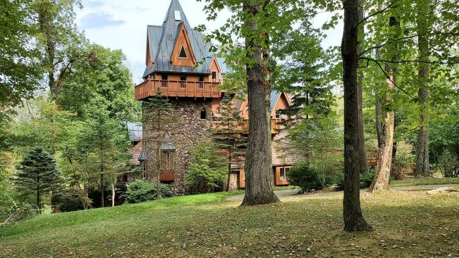 Landoll's Mohican Castle in Ohio