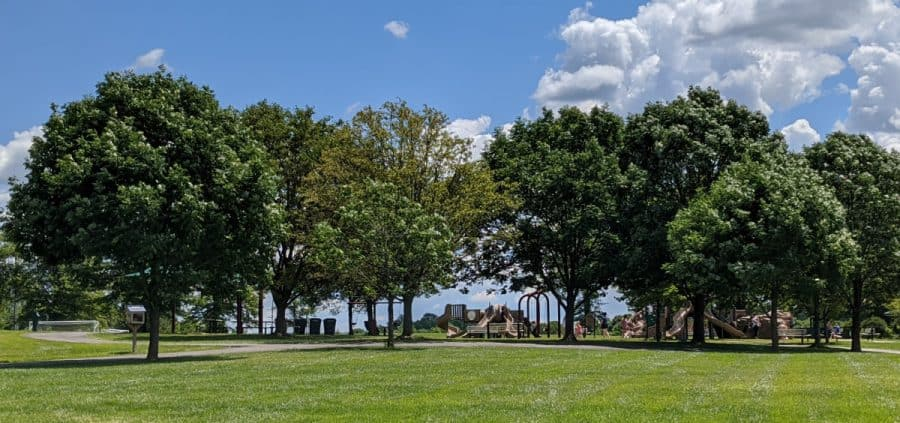 Cottell Park