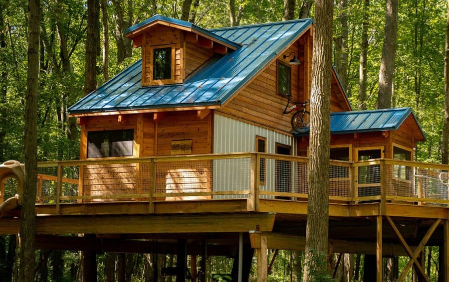 The Hub at Cannaley Treehouse Village