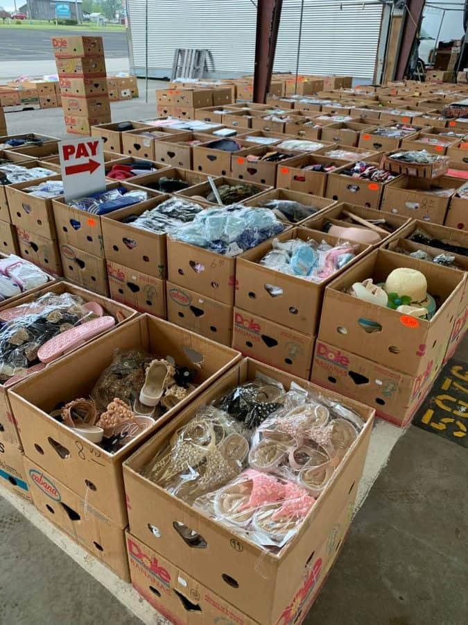 Caesar Creek Flea Market, Flea Market Dayton Ohio
